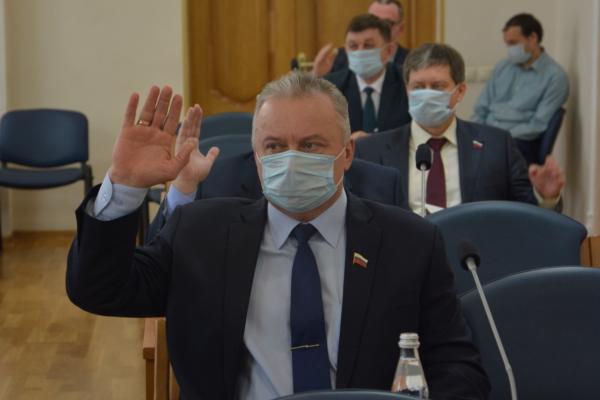 Олег Черкасов.