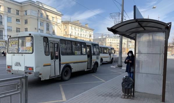 Пассажиров без масок не пустят в автобусы и маршрутки.