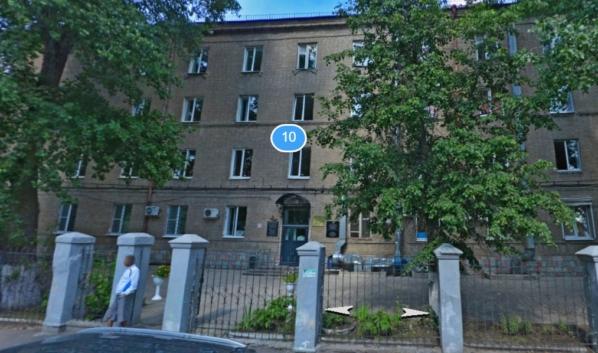 Воронежская областная клиническая инфекционная больница.