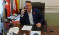 Вадим Кстенин по телефону поздравил ветеранов с Днем Победы.