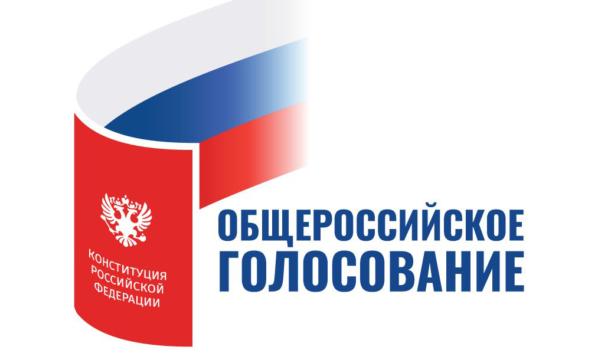 Официальный логотип голосования.