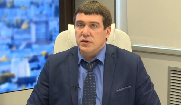 Максим Оськин.