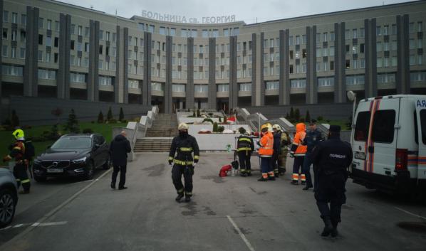 На пожаре погибли пять человек.