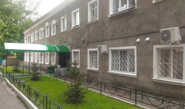 Отделение паллиативной помощи онкодиспансера в селе Стрелица.