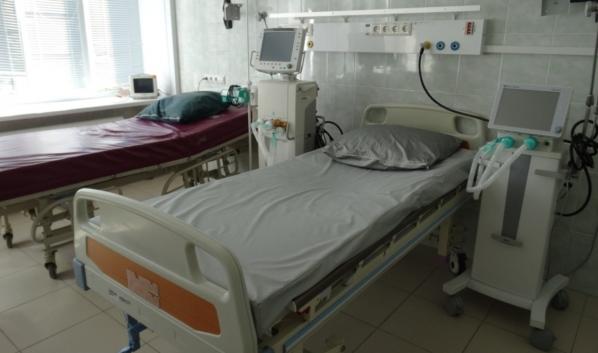 Сейчас на ИВЛ лежат 36 пациентов.