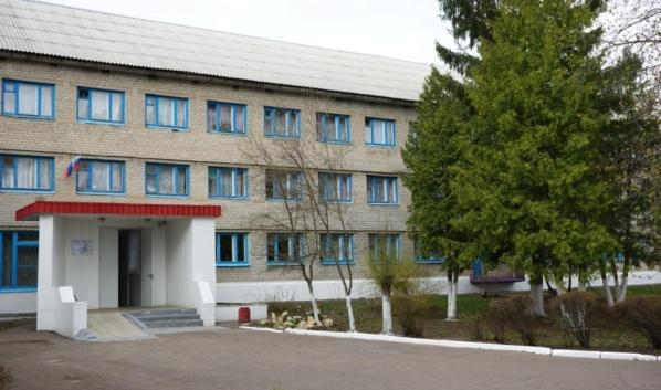 Рамонский дом-интернат для престарелых и инвалидов.