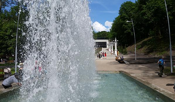 В Воронеже откроют парки и запустят фонтаны.