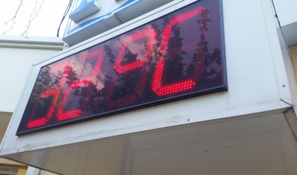В Воронеже будет очень жарко.