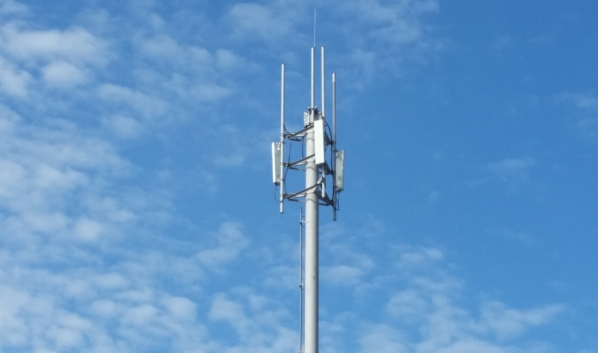 Мобильный интернет все активнее используется за городом.