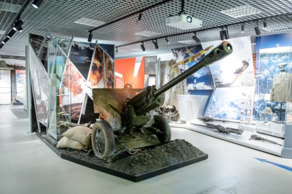 Музей «Арсенал» в Воронеже.
