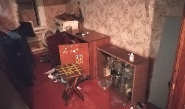 Наркопритон в Борисоглебске.