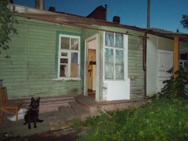 Наркопритон в Борисоглебске..