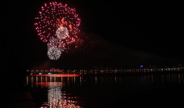 В Воронеже 24 июня салюта не будет.