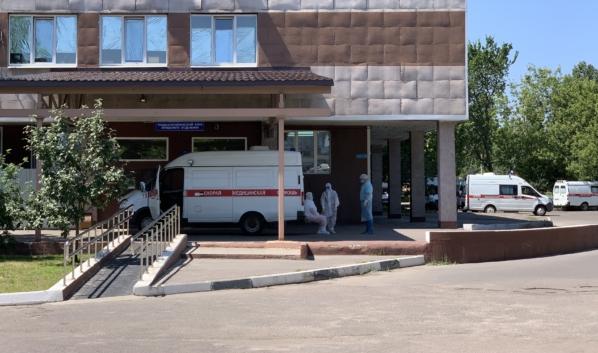 Коронавирус в Воронежской области.