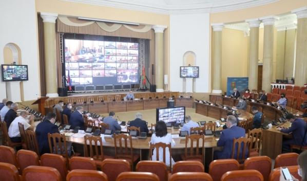 Липчан призывают воздержаться от поездок в Воронежскую область.