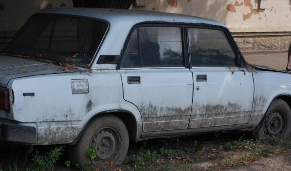 Воронежец угнал ВАЗ-2107.