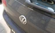 VW Golf сбил мальчика.