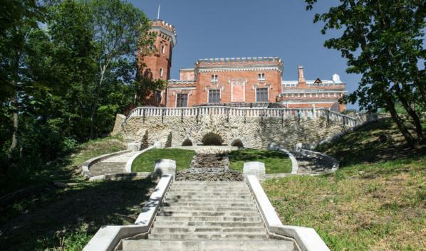 Дворец Ольденбургских.