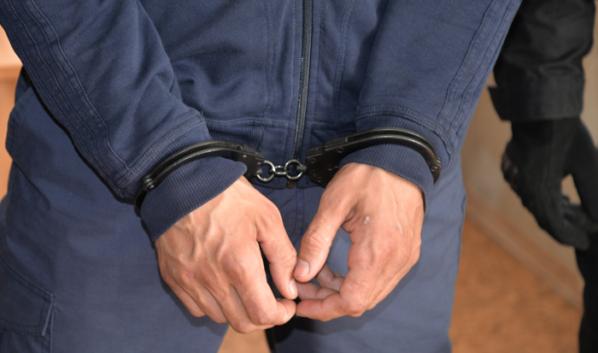 Злоумышленник задержан.