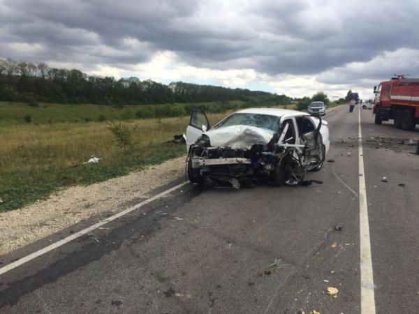 Авария случилась в Острогожском районе.