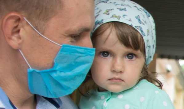 Девочку оперативно доставили в больницу.