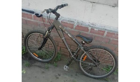 Ищут владельца этого велосипеда.