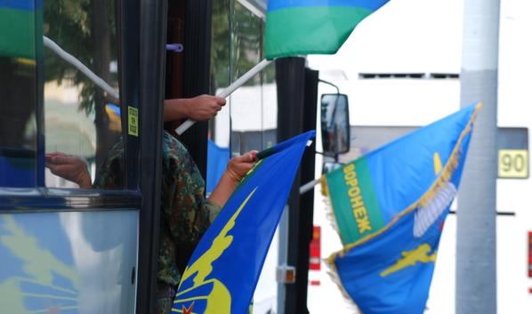 В Воронеже отменили массовые мероприятия в День ВДВ.