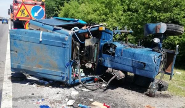 Авария случилась в Рамонском районе.