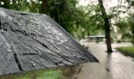 Не забывайте дома зонтики.