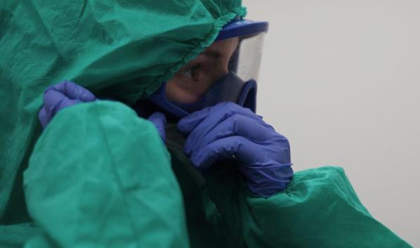 Борьба с коронавирусом продолжается.
