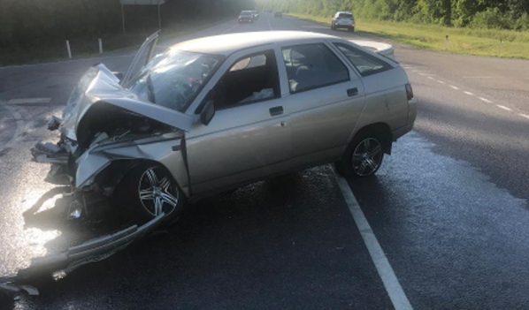 Авария случилась в Новоусманском районе.