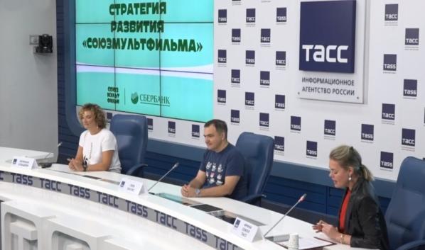 Сбербанк и «Союзмультфильм» создали совместное предприятие.