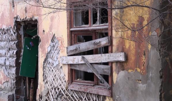 Жителей переселяют из аварийного жилья.