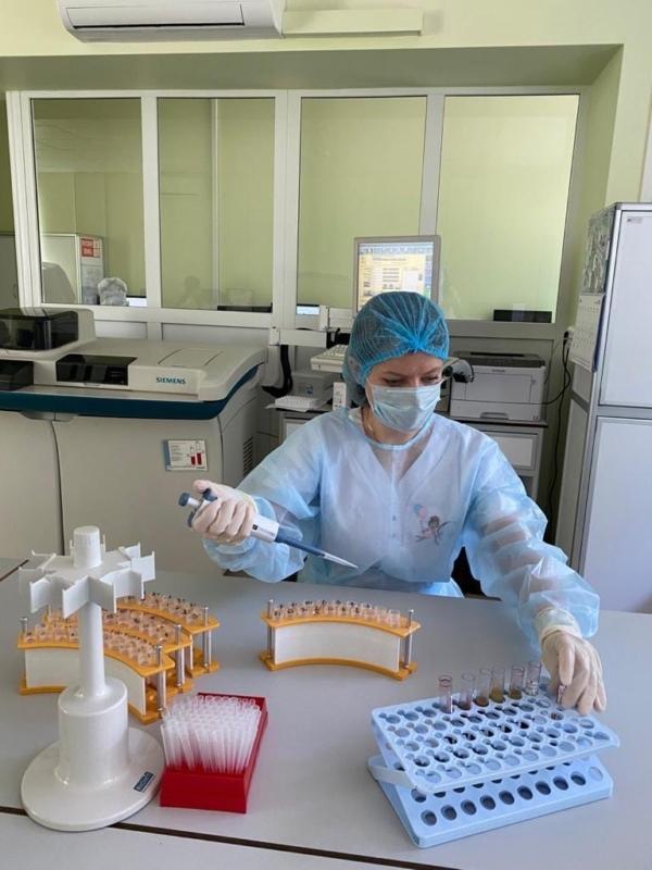 Корпус для лечения больных с коронавирусом уже закрыли.