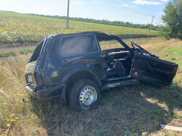 Авария случилась в Калачеевском районе.