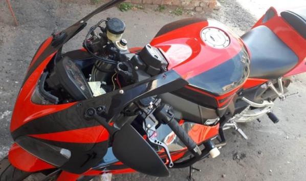 Мотоцикл Honda.
