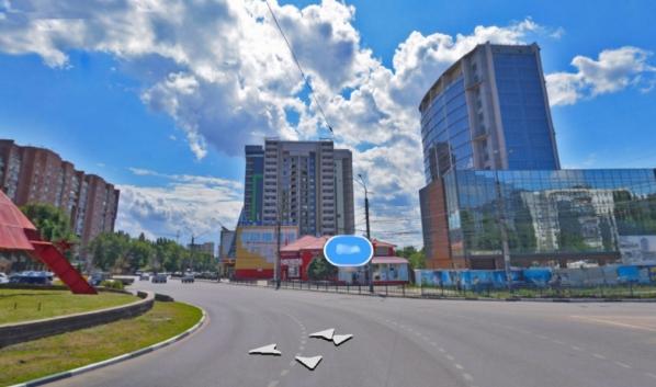 Московский проспект, дом 85.