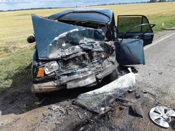 Авария случилась в Таловском районе.