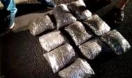 Наркотики лежали в рюкзаке.