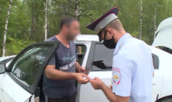 Сотрудники ГИБДД останавливали водителей в Воронеже.
