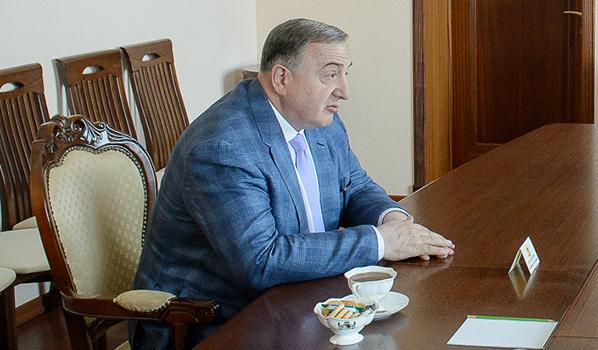 Абубакар Арсамаков.