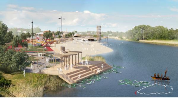 Богучар, победивший в конкурсе лучших проектов создания комфортной городской среды.