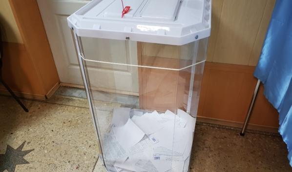 Воронежцы идут голосовать на участки.