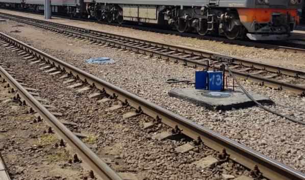 10 человек погибли на железной дороге.
