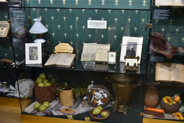 В Воронеже открылся музей Ивана Бунина.