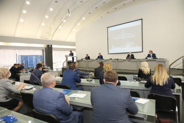 XXXVI конференция Воронежского регионального отделения партии «Единая Россия».
