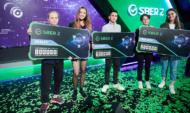 Награждение победителей SberZ.