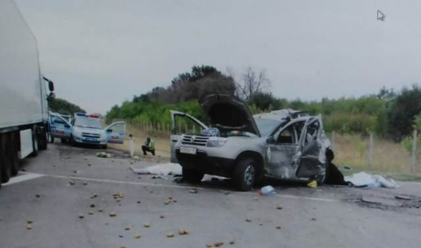 Водитель и пассажир погибли.
