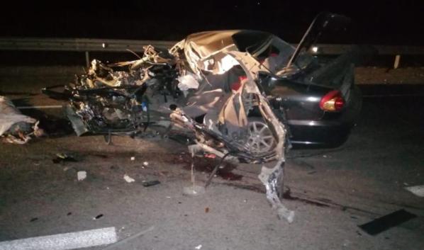 Авария случилась в Аннинском районе.