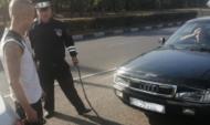Инспекторы помогли автомобилисту.